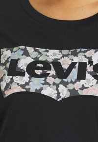 Levi's® Plus - PERFECT TEE - Print T-shirt - black - 5