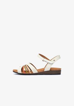 IBIZA - Sandals - white
