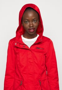 ONLY Tall - ONLLORCA - Parka - mars red - 3