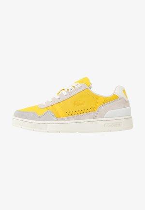 Sneakersy niskie - offwhite/yellow