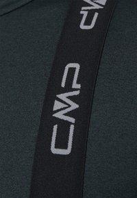 CMP - MAN PANT - Spodnie narciarskie - orange fluo - 5