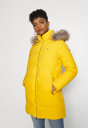 MODERN COAT - Veste d'hiver - star fruit yellow
