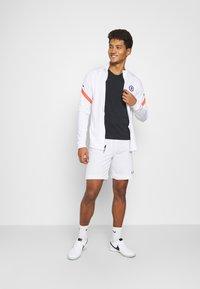 Nike Performance - CHELSEA LONDON FC - Club wear - white/ember glow/concord - 1