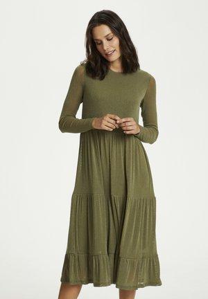 KADINAH  - Day dress - olivine