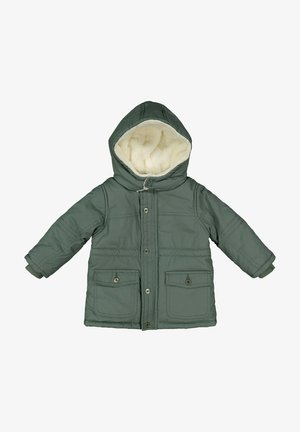 Winter jacket - dusty green