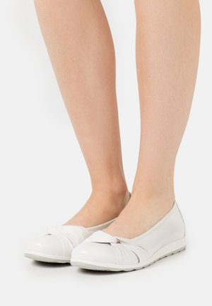 Ballet pumps - offwhite