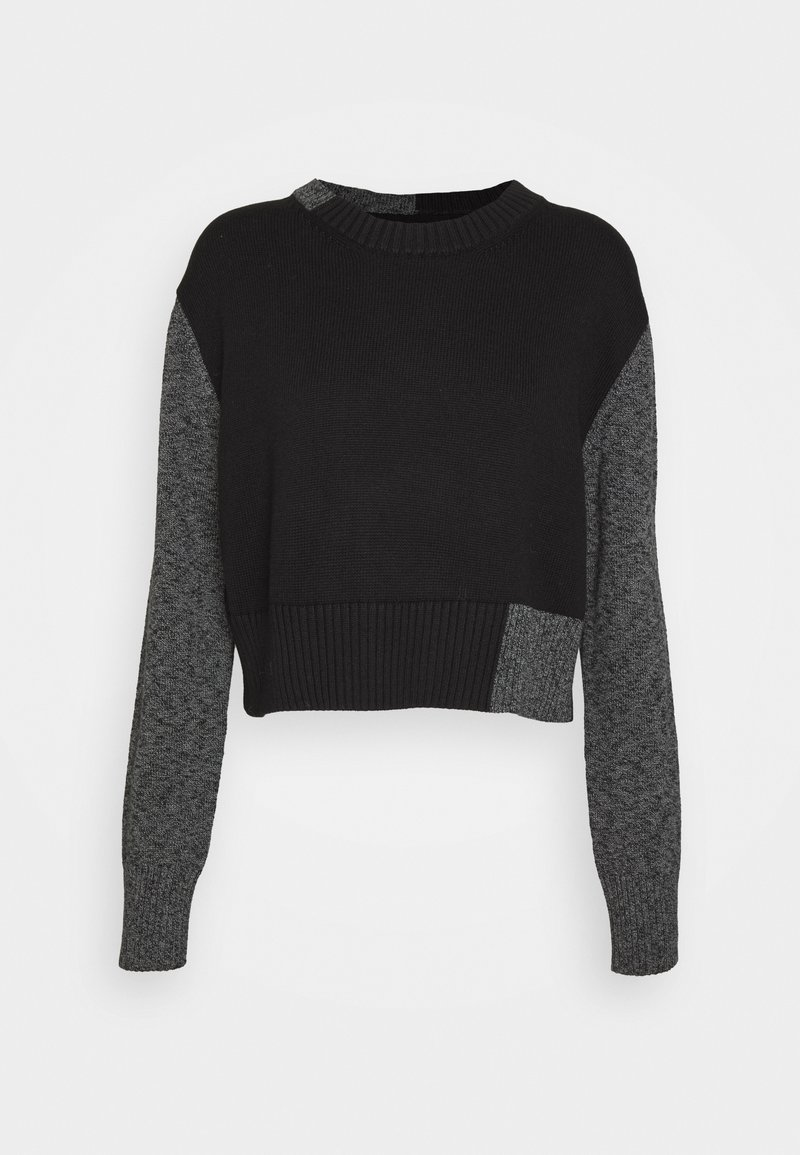 MM6 Maison Margiela - Jumper - black/grey