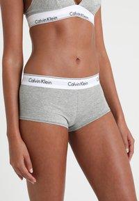 Calvin Klein Underwear - MODERN COTTON - Bokserit - grey heather - 0