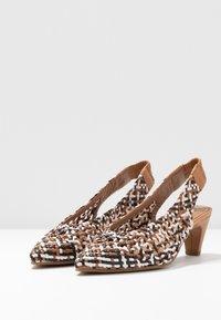 Pedro Miralles - Classic heels - multicolor - 4