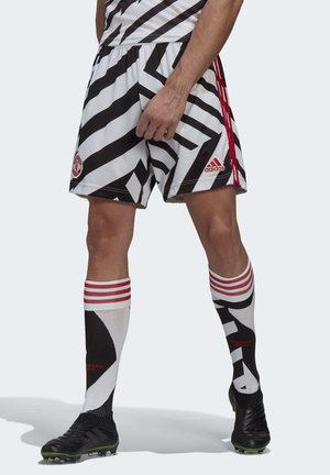 MANCHESTER UNITED 20/21 THIRD SHORTS - Shorts - white