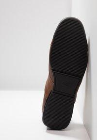 BOSS - SATURN - Sneakers laag - medium brown - 4