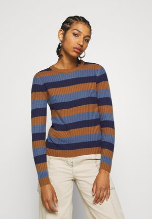 JDYSLOAN STRIPE - Maglione - moonlight blue