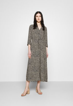 JDYSTAAR LIFE MID CALF DRESS - Skjortekjole - sky captain