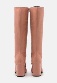 Jeffrey Campbell - PATTI - Lace-up boots - deep pink - 3