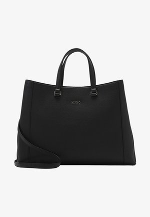 VICTORIA WORKBAG - Handbag - black