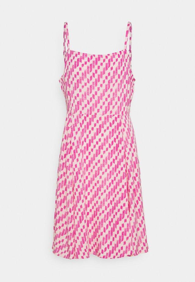 CAMI DRESS - Korte jurk - ikat