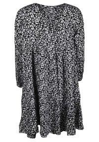 Zwillingsherz - SENTA - Day dress - schwarz/weiß - 1