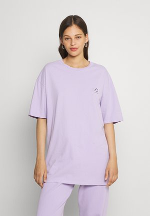 CHROMA CAPSULE OVERSIZED - Camiseta básica - purple