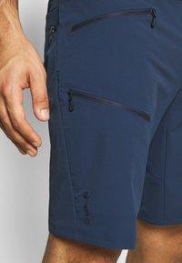 Norrøna - FALKETIND FLEX SHORTS - Outdoor shorts - indigo night - 4