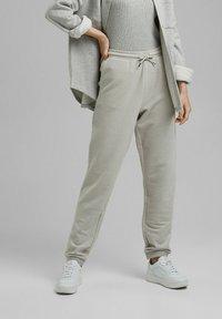 edc by Esprit - Tracksuit bottoms - light grey - 0