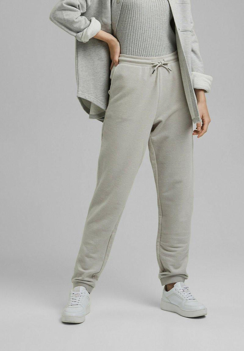 edc by Esprit - Tracksuit bottoms - light grey