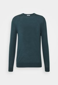 NICHOLS - Sweter - scarab green