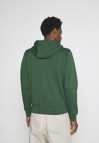 Lacoste - CLASSIC HOODIE - Zip-up sweatshirt - green - 2