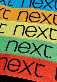 Next - FIVE PACK - Briefs - black - 6