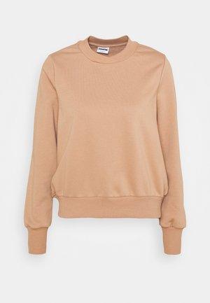 NMLUPA  - Sweatshirt - praline