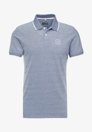 Polo shirt - denim blue