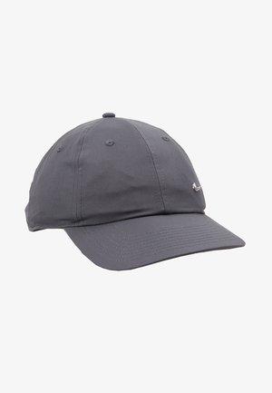 UNISEX - Cap - dark grey/silver