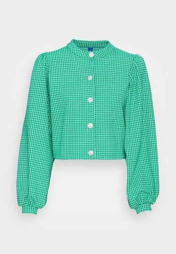 GLAM CARDIGAN - Cardigan - green