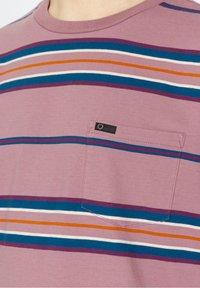 Brixton - Print T-shirt - pink - 3