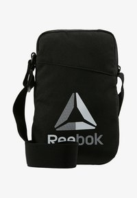 Reebok - CITY BAG - Across body bag - black - 6