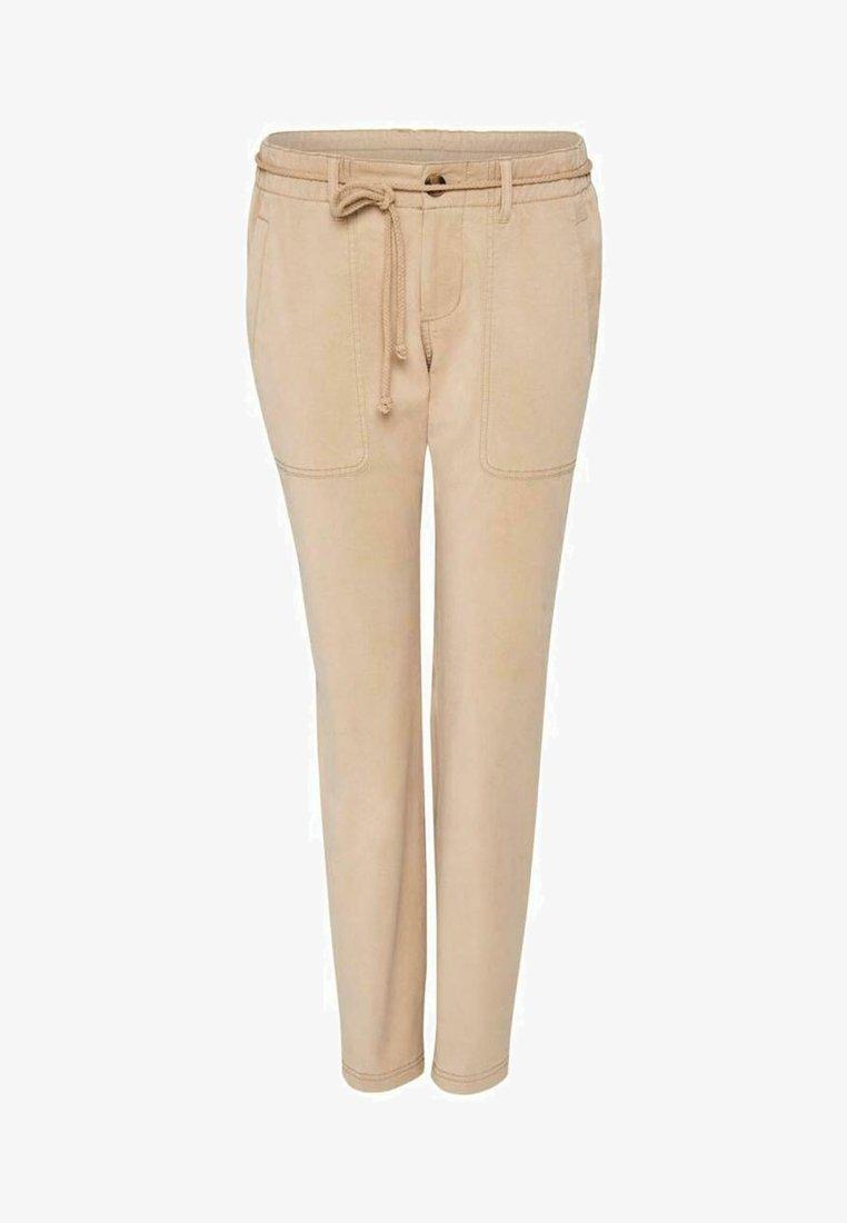Opus - Trousers - beige