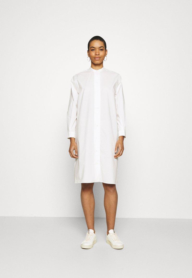ARKET - DRESS - Shirt dress - white