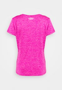 Under Armour - TECH TWIST - Camiseta básica - meteor pink - 6