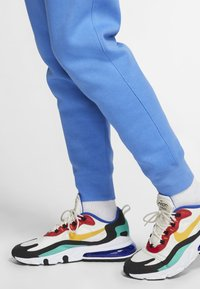 Nike Sportswear - CLUB - Pantaloni sportivi - pacific blue/white - 5