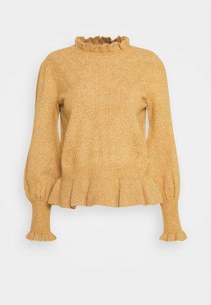 BADAUD PULL - Pullover - beige