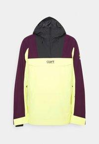 COLOURWEAR - ANORAK - Snowboard jacket - yellow - 6