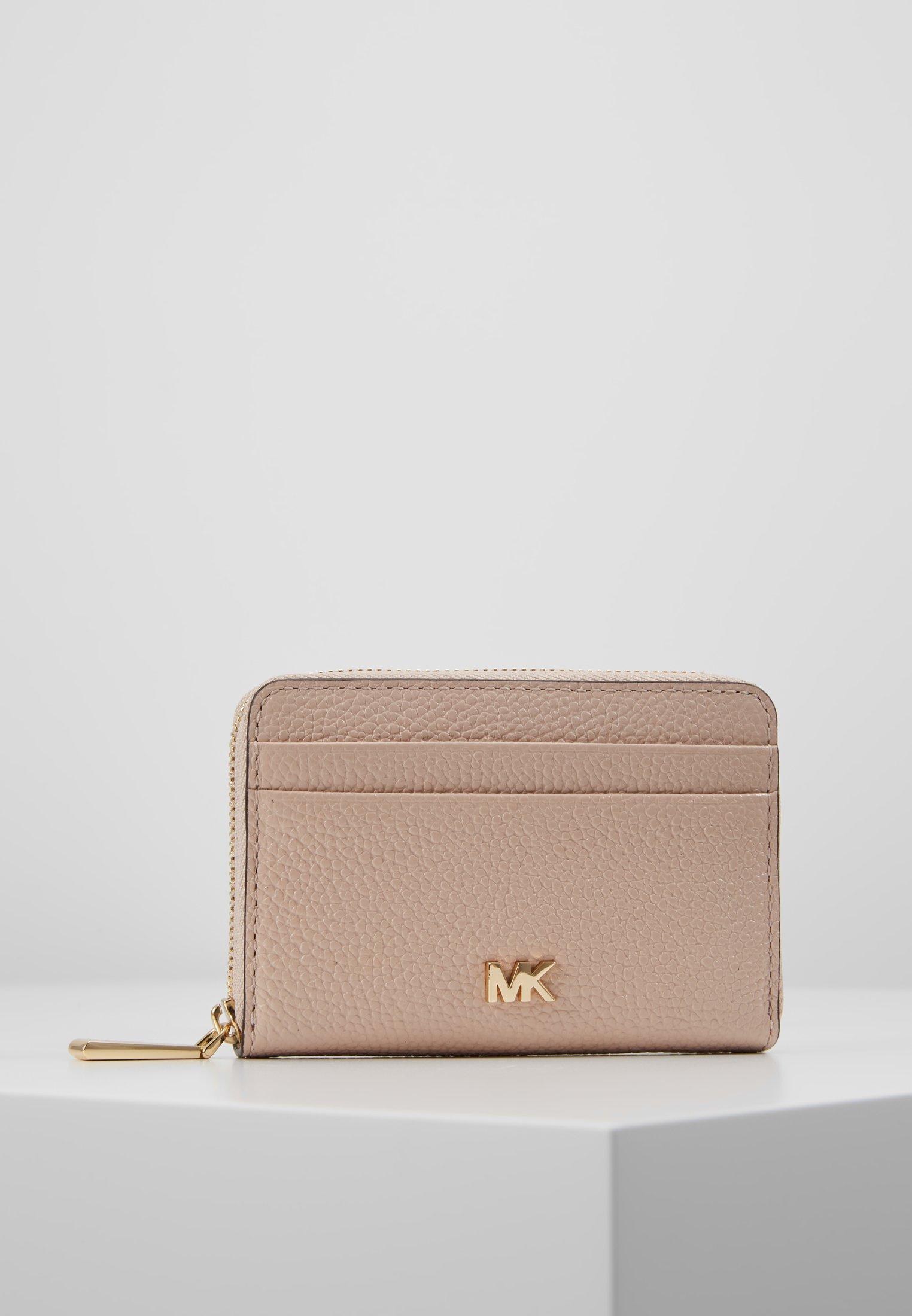 Women MOTTZA COIN CARD CASE MERCER PEBBLE - Wallet