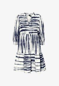 Vero Moda - VMDICTHE  - Korte jurk - snow white - 0
