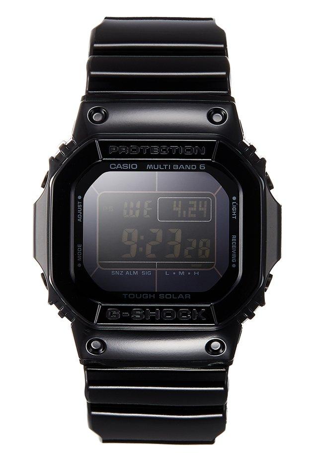 Orologio digitale - black
