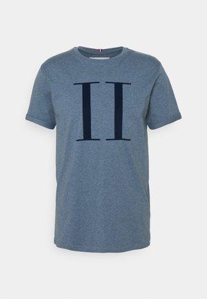 ENCORE  - Print T-shirt - china blue/dark navy