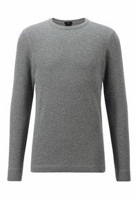 BOSS - TEMPFLASH - T-shirt à manches longues - light grey - 0