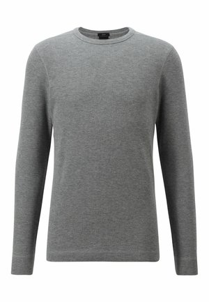 TEMPFLASH - Long sleeved top - light grey