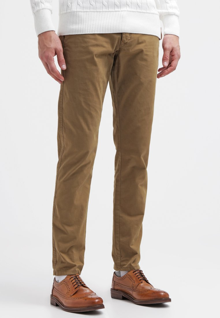 Selected Homme - SHHONE LUCA - Chino - camel