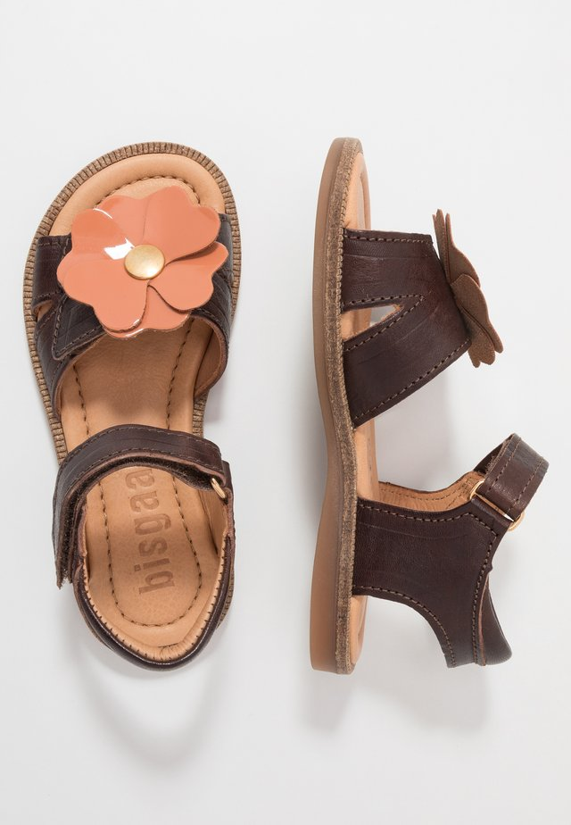 BARBARA  - Sandals - brown