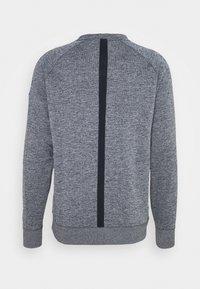 Nike Golf - DRY PLAYER CREW - Sweatshirt - obsidian/white//obsidian - 1