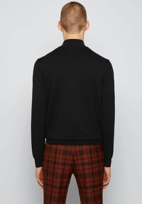 "BOSS - ""PALANO-L"" - Zip-up hoodie - schwarz - 1"